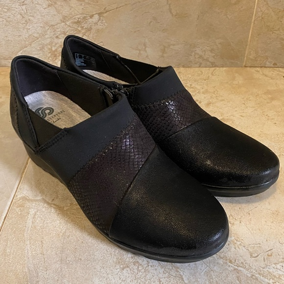Clarks Shoes   Womens Cloudsteppers